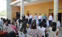 En vísperas de la apertura del Santa Marta Marriott Resort de Playa Dormida, se realizó una convocatoria laboral en Santa Marta.