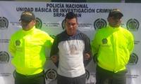 Camilo Ernesto Piedrahita Churio, de 51 años, señalado de abusar a una menor.