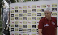 El técnico del cuadro barranquillero espera dar la vuelta olímpica en Medellín.
