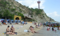 Playa Blanca es uno de los sitios más visitados.