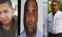 William Carrillo, Francisco Smit e Iván Choles, son algunos de los muertos por homicidio en lo que va de diciembre en Riohacha.