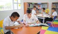 El proceso de matrículas para el próximo año escolar inició el pasado 10 de diciembre y tiene una oferta de 183 mil cupos.