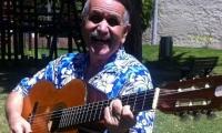El humorista Álvaro Lemmon, 'El Hombre Caimán'