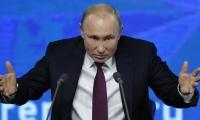 Vladimir Putin. F.