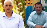 Hernán Darío Velásquez Saldarriaga, alias 'el Paisa' y Humberto Sanchez Alcalde del San Vicente del Caguan.