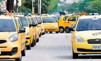 Los taxis podrán circular sin restricciones desde hoy 24 de diciembre hasta el Puente de Reyes.