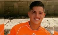 Santiago Orozco, jugador del Envigado Fútbol Club.