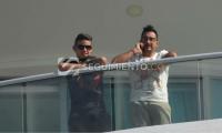 El l futbolista colombiano, James Rodríguez se encuentra disfrutando de las bellezas de Santa Marta.