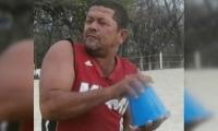 Jimeldis Alfonso Ortiz Teherán fue el hombre asesinado a bala por dos sicarios.