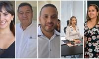 Estos son los nuevos funcionario de la Alcaldía.