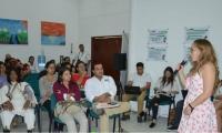 Asistentes al evento realizado por Corpamag.