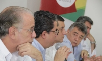 Cumbre de Gobernadores con el MinMinas.