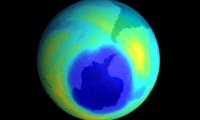 El ozono es una sustancia formada en la estratosfera y producida en latitudes tropicales que después se distribuye por todo el globo.