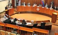 La Corte pidió prudencia sobre el manejo de información en las redes.