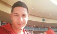 Gabriel Caballero, jugador paraguayo.