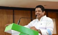 El rector de la Universidad, Pablo Vera, expresó su compromismo con la nueva alianza.