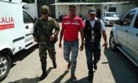 Rafael Antonio Pájaro Cano aceptó los cargos.
