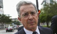 Senador Álvaro Uribe.