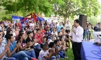 El rector Pablo Vera Salazar representará a UNIMAGDALENA en la jornada de trabajo sobre la construcción de una iniciativa humanitaria para migrantes convocada por la Fundación Norte-Sur.