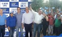 La campaña del Negro López por una curul del Magdalena en la Cámara sigue viva y respaldada.