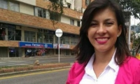 Cindy Núñez, candidata a la Cámara de Representantes.
