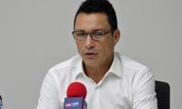 Carlos Caicedo, candidato presidencial.