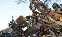 la acumulación de estos vehículos ha generado una carga ambiental
