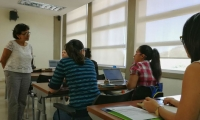 Comité de ética realizado en la Universidad del Magdalena.