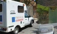 El CTI llegó hasta la clínica el Prado para realizar el levantamiento.