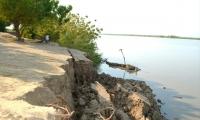 Erosión en corregimiento de Guáimaro, Salamina.