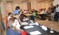 Más de 30 representantes de empresas nacionales e internacionales están interesados en la APP.