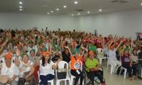 Más de 2.000 mujeres asistieron al evento.
