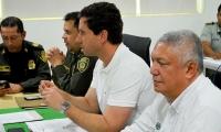 Se articuló el Puesto de Mando Unificado establecido para las elecciones del próximo domingo.