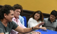 El cantante samario Carlos Vives elogió el impacto positivo logrado por el Programa Talento Magdalena.