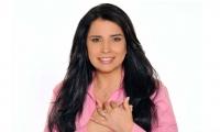 Aída Merlano, senadora electa por el Partido Conservador.