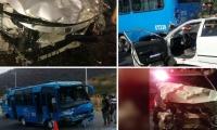 Los cuatro accidentes en los que han perdido la vida 6 personas han ocurrido en menos de un mes.