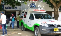 Ambulancia DEa
