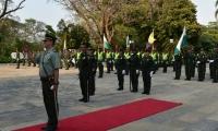 El coronel Faber Dávila Giraldo, llega para continuar la consolidación de la seguridad en el departamento.