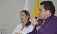 El anuncio del reembolso lo hizo el alcalde Martínez en una rueda de prensa.