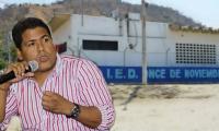 Jorge Yesid Ospino, presidente del Concejo de Santa Marta, evidenció la problemática.