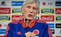 José Pékerman, D.T. de la Selección Colombia.