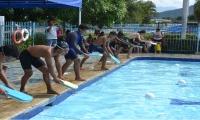 Las Escuelas de Formación Deportiva que en la actualidad está en 150 niños y niñas en Santa Marta.