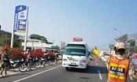 Ejército Nacional ha puesto en marcha el plan de protección vial para respaldar a todos los ciudadanos que emprendan viajes en los próximos días de receso