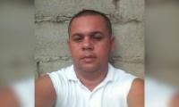 Juan Carlos Robles, asesinado.