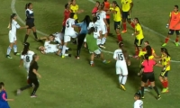 Colombia 1-1 Uruguay.
