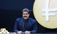Nicolás Maduro y la criptomoneda.