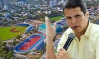 Concejal Carlos Mario Mejía, proponente del debate de control.