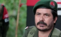 """Comandante del frente Domingo Laín Sanz del ELN, alias """"Pablito""""."""