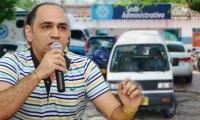 Concejal Carlos Pinedo.