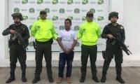 El capturado, tenía nacionalidad colombo-venezolana.